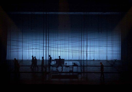 Billy Budd Teatro Real
